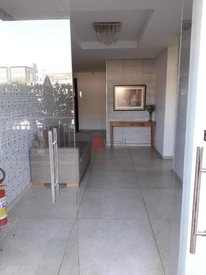 Apartamento Com 2 Dormitórios À Venda, 61 M² Por R$ 390.000 - Pinheiros - São José Do Rio Preto/sp - Ap2078