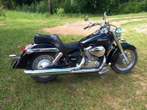 Motocicleta Honda Shadow 750 Ano 2007