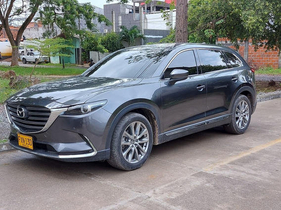 Mazda Cx-9 Turbo