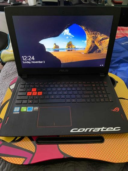 Notebook Gamer Asus G502v