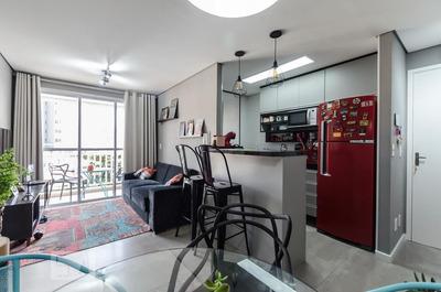 Apartamento No 3º Andar Mobiliado Com 2 Dormitórios - Id: 892904598 - 204598
