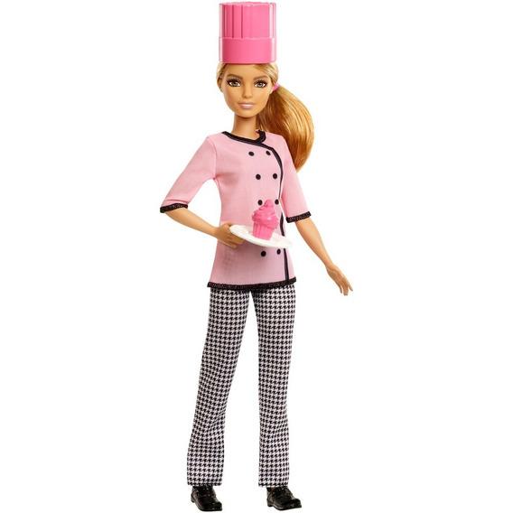 Barbie Profissões Confeiteira Mattel