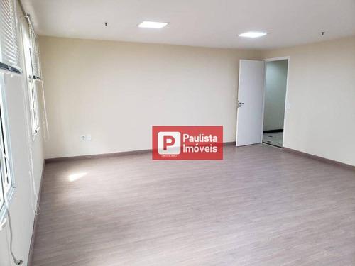 Sala Para Alugar, 30 M² Por R$ 1.500,00/mês - Brooklin Paulista - São Paulo/sp - Sa1427