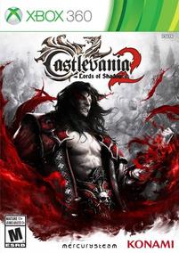 Castlevania Lords Of Shadow 2 Xbox 360 / Xone Mídia Física