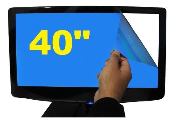 Película Tv Lcd Polarizada 0° Grau 40 Polegadas - Universal