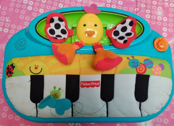 Piano Pataditas Fisher Price