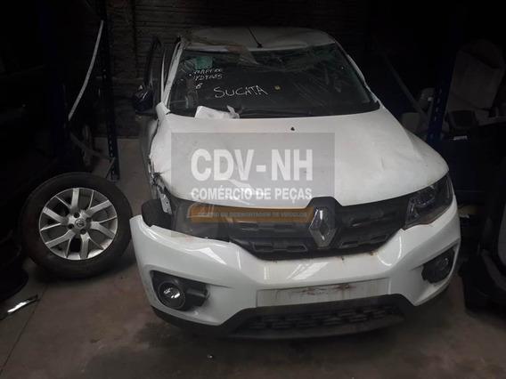 Sucata Renault Kwid 2017/18 1.0 75cv Flex