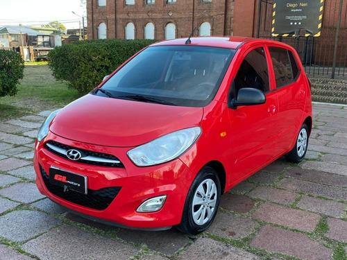 Hyundai I10 1.1 Full 2013 (( Gl Motors )) Financiamos 100%