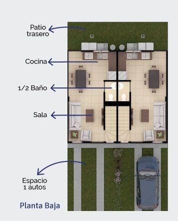 Casas En Venta En Barcelona Residencial, Tijuana B.c.