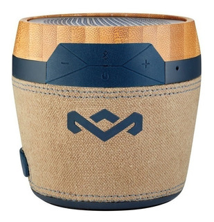 Parlante House of Marley Chant Mini BT portátil inalámbrico Navy