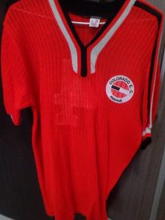 Camisa Colorado De Fio Furadinha Boca Negra Curitiba Paraná