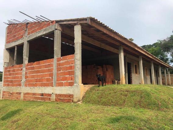 Chácara Em Mairinque - Itu 150m2 Terreno 1.000m2