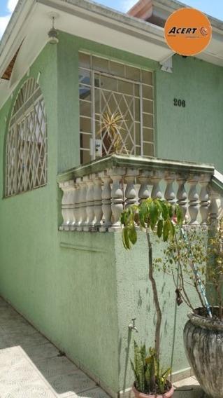 Casa Térrea Comércial Ou Residencial, 1 Km Do Metrô Tucuruvi - 34584
