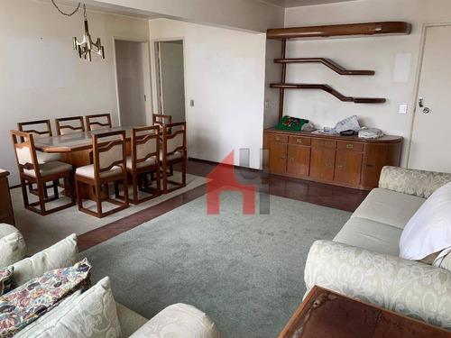 Apartamento À Venda, 90 M² Por R$ 690.000,00 - Vila Cruzeiro - São Paulo/sp - Ap0372