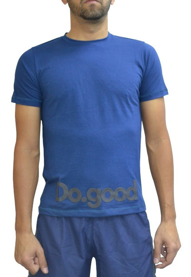 Remera Do Good Mc Essential Hombre