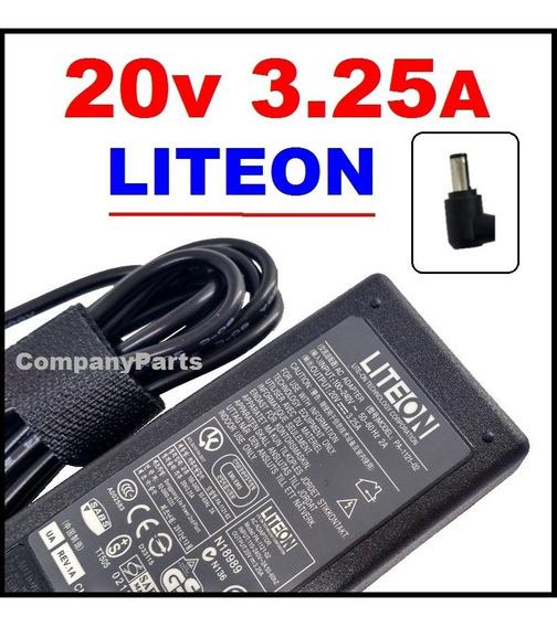 Fonte Carregador Lenovo Z400 G470 G475 20v 3.25a Adp-65kh