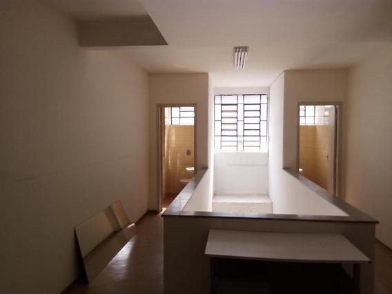 Loja Em Centro, Bauru/sp De 120m² Para Locação R$ 1.500,00/mes - Lo343753