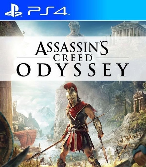 Assassins Creed Odyssey Ps4 Digital Original 1