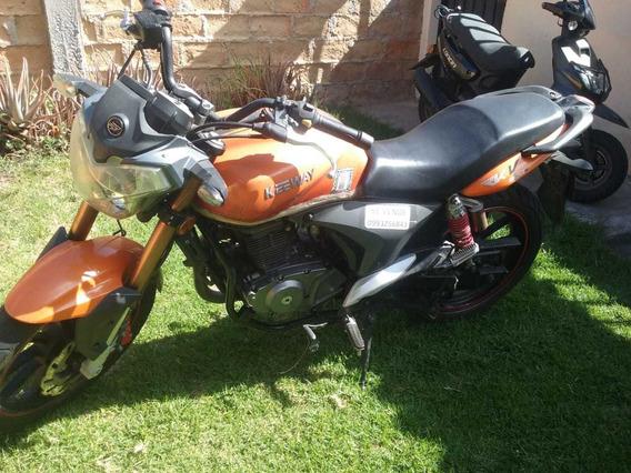 Motocicleta Keeway Rkv 200