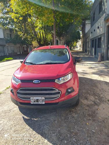 Rosario Ford Ecosport 1.6 Se 110cv 4x2 Primera Mano Unica