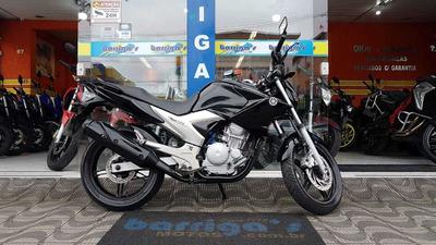Yamaha Ys Fazer 250 2012 Preta