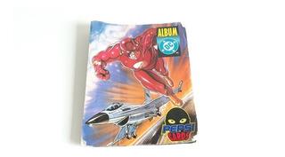 Album Dc Pepsi Cards 1995