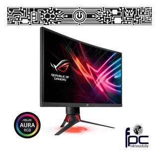 Fpc Monitor Gamer Asus Rog Strix Xg27vq 144hz Curvo Incl Iva