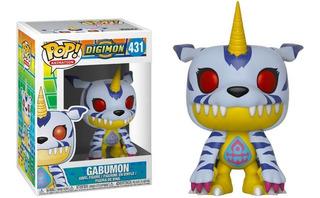 Funko Pop! Gabumon 431 Digimon Muñeco Original
