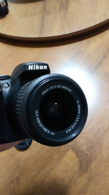 Nikon D5300 + Lente Kit 18-55
