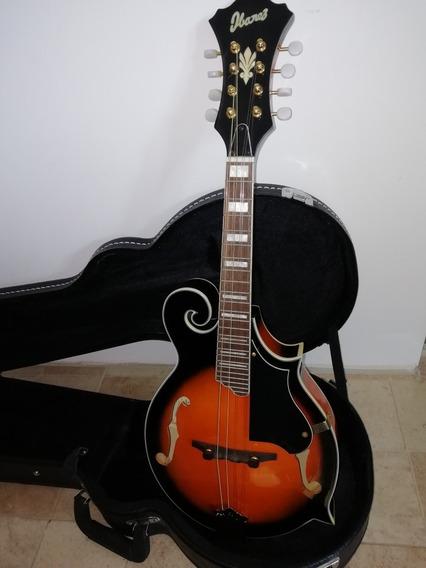 Mandolina Profesional Ibanez M522s Con Estuche Rígido