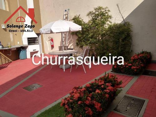 Elegante Casa No Horto Do Ype Com 74m² E 3 Dorms - 2146