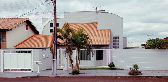 Sobrado Residencial Em Cambé - Pr - So0167