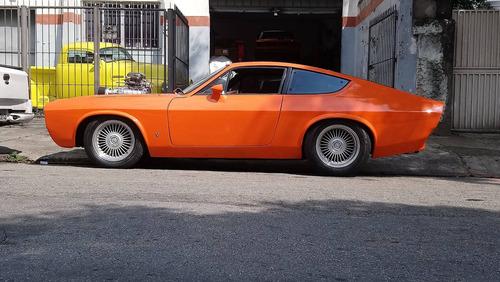 Puma Gtb S1 Ano 1977 V8 350 Equipado Com Blower 6.71