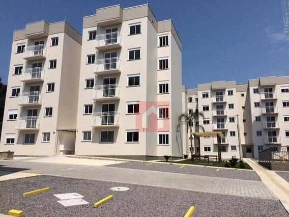Apartamento Com 2 Dormitórios À Venda, 47 M² Por R$ 129.000 - Monte Pasqual - Farroupilha/rs - Ap0743
