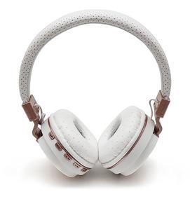 Fone De Ouvido Bluetooth Mp3 Micro Sd Headphone Sem Fio