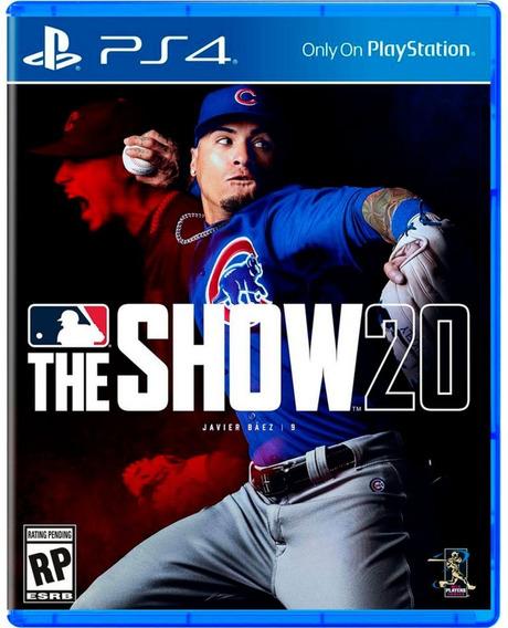 Ps4 Mlb The Show 20 - Javier Baez - Playstation 4 Beisbol