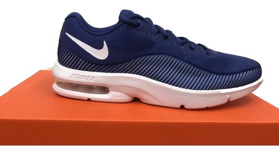 Tênis Nike Air Max Advantage 2 Azul E Branco