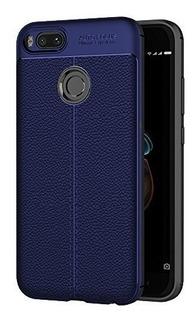 Funda Xiaomi Mi A1 Cuero Case Original Protectora