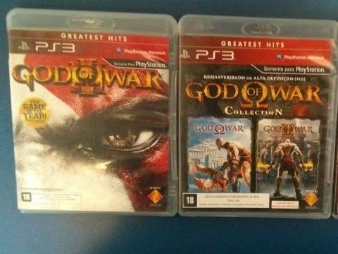 Jogos God Of War 3 , Collection