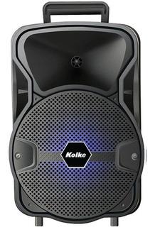 Parlante Bluetooth V5.0 Kolke Tws Blues Micrófono Usb Sd