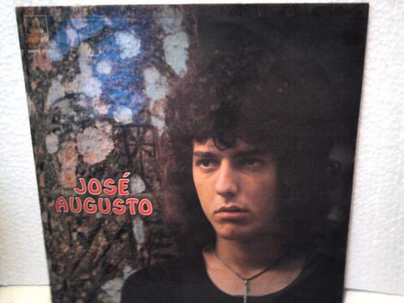 Lp José Augusto 1973 Eu Quero Apenas Carinho