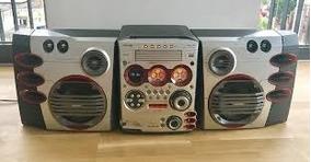 Philips Mp3/5cd/fm Stereo Fwm589 400w Hifi Usb Pc Game Bass