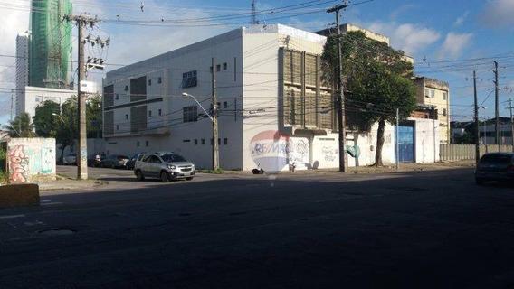 Prédio Para Alugar, 1260 M² Por R$ 30.000/mês - Santo Amaro - Recife/pe - Pr0005