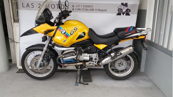Bmw R1150 Gs Amarilla Original