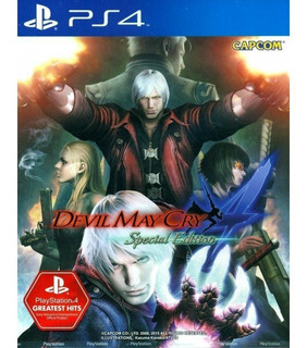 Devil May Cry 4 Special Edition (greatest Hits) (multi-lang
