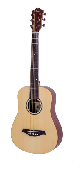 Guitarra Electroacustica Parquer 3/4 Tipo Baby Taylor