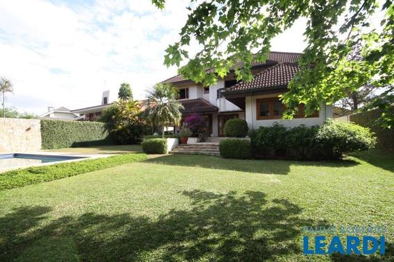 Casa Em Condomínio - Aldeia Da Serra - Sp - 482319