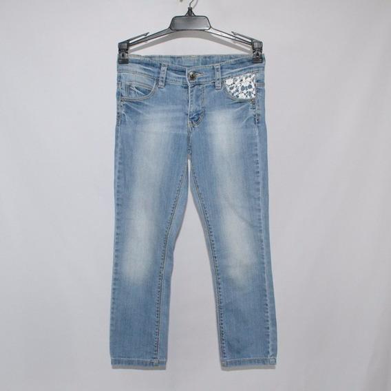 Benetton Jeans Jeans Skinny 7-8 Msrp $580
