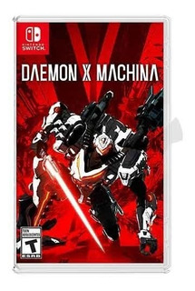 Daemon X Machina   Nintendo Switch   Físico   Nuevo