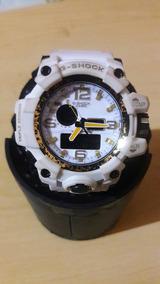 Relógio G-shock Protectio Branco